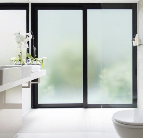 Frosted Glass Windows