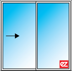 EZ Windows Sliding Window 2 Lite