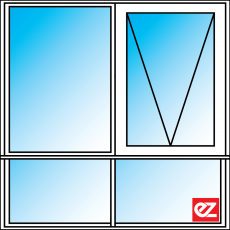 Ez Windows Awning Window Reverse