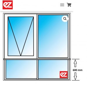 EZ Windows Transom